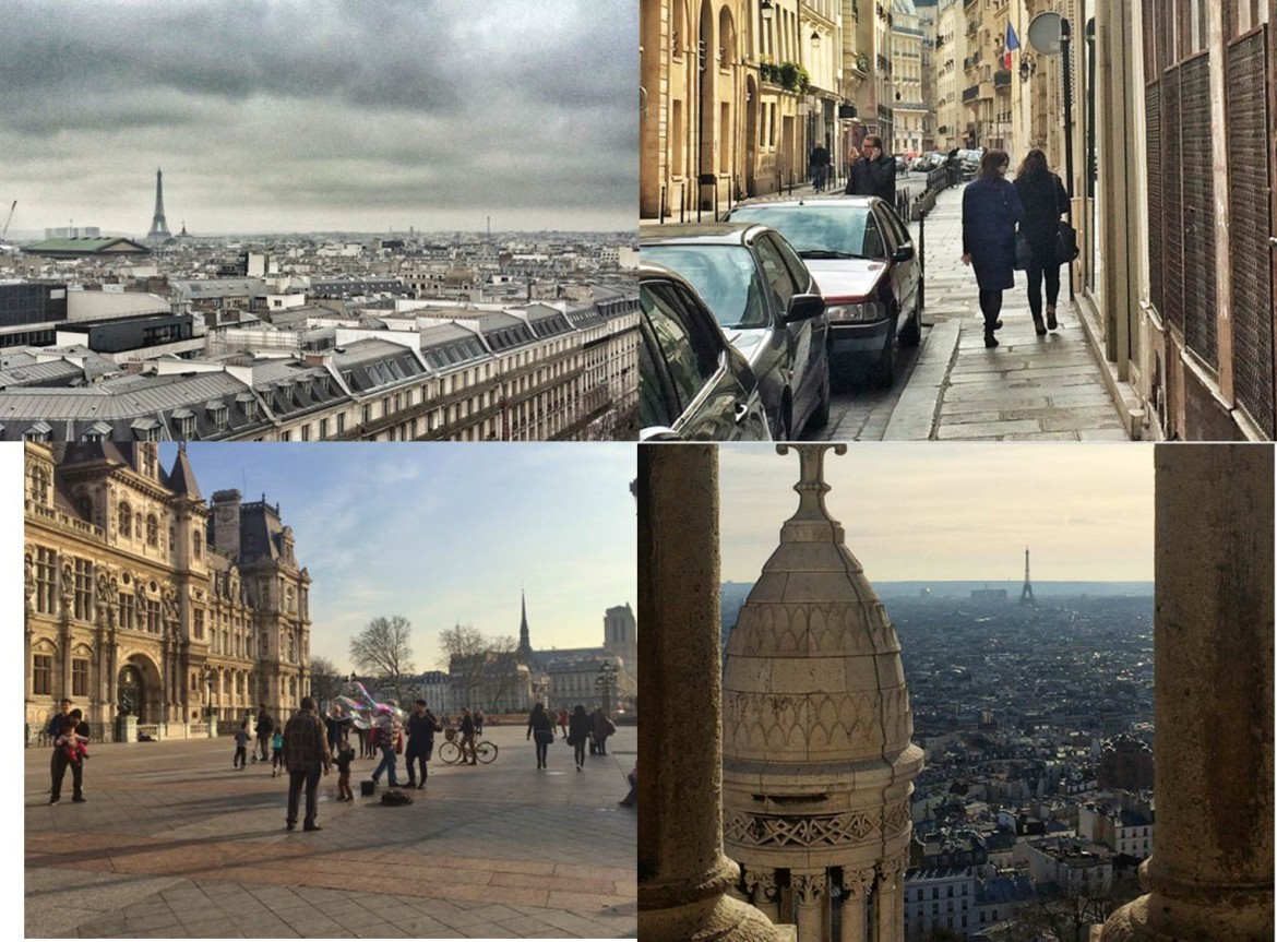 Student pics of Paris
